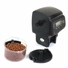 AF-2009D 20Times Automatic Fish Feeder Aquarium Tank Fish food LCD Auto Timer
