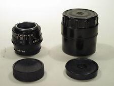 RARE Jupiter-8 f/2.0 50 mm glossy M39 RF lens Zorky/Leica S/N 059195 CLA! MINT-!