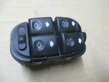 FORD MONDEO MK2 4 X  ELECTRIC WINDOW MASTER SWITCH SET  FROM 2000 YEAR CAR
