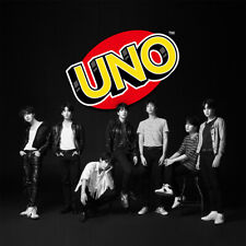 BTS UNO GAME PHOTO CARD (112 Cards) WEPLY MATTEL OFFICIAL MD GOODS K-POP SEALED