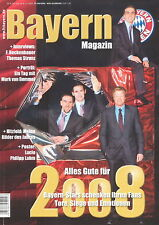 Fußball-Fan-/stadionmagazinen aus FC Bayern München