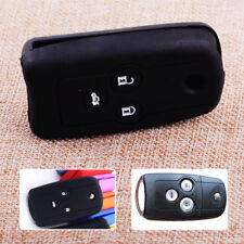 3 Buttons Silicone Car Key Folding Cover Case Fob Fit For Acura MDX TSX ZDX RSX