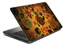 meSleep Abstract Laptop Decal- Laptop Skin- Size-14.1 -15.6 inch-LS-84-007