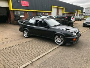 Ford Sierra Cosworth RS500 Replica / 1986 / D plate
