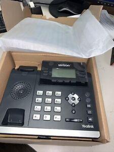 New Yealink T42S IP Desk Phone (SIP-T42S) - New in Box Verizon Some Box Damage