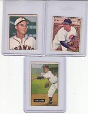 1950 Bowman # 190 Browns Ken Wood  EX-MT
