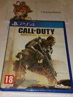 Call Of Duty: Advanced Warfare PS4 New Sealed UK PAL Sony PlayStation 4