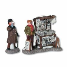 Dept56 London Newspaper Stand