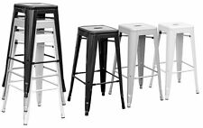 Steel 60cm-80cm Height Stools & Breakfast Bars