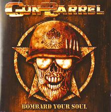CD - Gun Barrel - Bombard Your Soul - #A1268