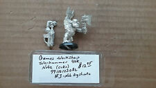 Games Workshop Warhammer 40K Nobz Big shoota ( Orks)
