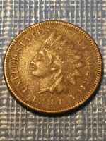 1883 Indian Head Penny.