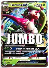 JUMBO SIZE Tsareena GX - SM56 - Black Star Promo - NM Pokemon