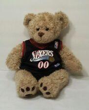 BUILD-A-BEAR Nba Sixers Plush Basketball Bear