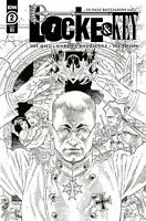 Locke & Key In Pale Battalions Go #2 RI Rodriguez 1:10 Sketch Variant IDW Comics