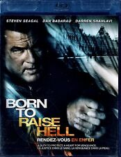 NEW BLU-RAY // Born To Raise Hell // Steven Seagal, Dan Badarau, Darren Shahlavi