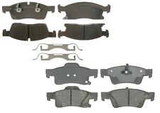 Front & Rear Ceramic Brake Pad Sets Kit ACDelco For Jeep Grand Cherokee Code BRY