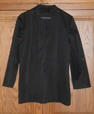 AMISH WOMAN'S  BLACK  COAT-HANDMADE 40 W  40 CHEST