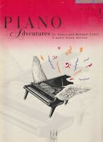 Level 1 Theory Book Piano Adventures