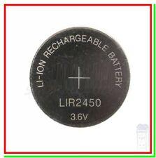 Pila Batteria Ricaricabile LIR2450 ML LIR 2450 3.6V litio lithium rechargeable