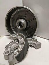 Honda Foreman or Rancher 350 400 //450 Rear Brake Drum /& Shoes TRX450 TRX350 etc.