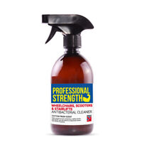 Professional Strength Antibacterial Cleaner for Wheelchairs, Scooters and Sta...