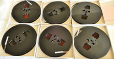 3 Dr Demento Radio Shows on 12 Reel to Reel Tapes