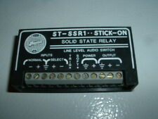 Rdl St- 00004000 Ssr1 Solid State Relay - Line Level Audio Switch, Professional