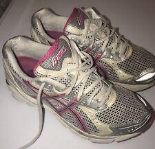 Asics Gel-1160 Style T0J8N Women's Athletic Run Shoes Size 8.5 Pink/White (B42)