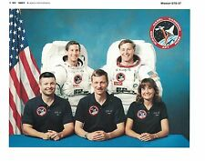 NASA - Space Shuttle Crew Members. Mission STS-37  #02 NASASSSTS37