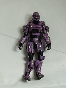McFarlane Toys Halo 4 Purple Spartan Warrior Action Figure