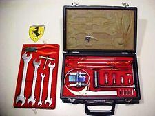 Ferrari Tool Kit_Briefcase_Oil Filter_Spark Plug Wrench_Screwdriver_Keys 365 512