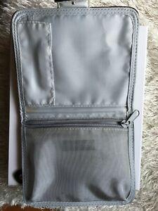 Sephora makeup cosmetics bag case *NEW* Black