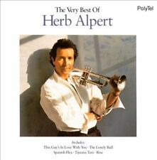The Very Best of Herb Alpert by Herb Alpert (CD, Oct-1991, Universal Distribution)