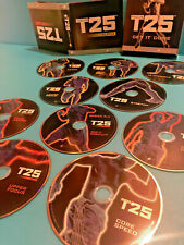 T25 ALPHA BETA GAMMA ~ Replacement DVD ~ CHOOSE from 14 discs ~ Buy more & SAVE!