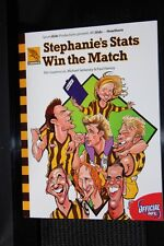 Hawthorn Footy Kids Book SIGNED by Paul Harvey