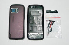 Full Brown housing Cover Case fascia facia Faceplate for nokia 5800 XpressMusic
