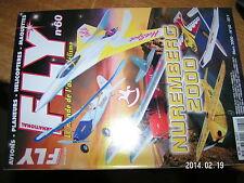 Fly n°60 plan encarté Park Flyer OT-287 / Pilatus PC-6 Extra 300 S Bucker....