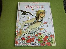 BD SERVAIS  - ISABELLE - EO -LE LOMBARD 1995