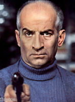 PHOTO JO - LOUIS DE FUNES (P2) FORMAT 20X27 CM