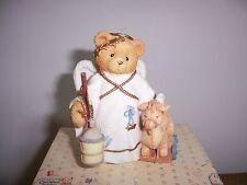 Cherished Teddies Celeste Angel with Camel Pull 00004000  Toy Figurine Nib