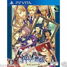Kamigami no Asobi: Ludere Deorum PS Vita SONY JAPANESE NEW JAPANZON
