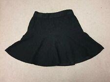 Zara Woman Black Skater Skirt Size Small