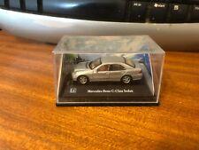 Hongwell Cararama 1/72 Scale Mercedes-Benz C-Class Sedan - Silver - Boxed