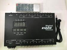 Accele ZAVS441 Digital Multi Audio Video Wireless Switcher System 4-In-Out
