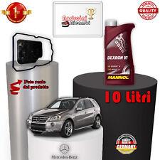 KIT FILTRO CAMBIO AUTO E OLIO MERCEDES W164 ML 320 CDI 165KW 2006 -> 2009 1076