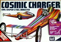MPC 1:25 Cosmic Charger Carl Casper's Fuel Dragster Car Model Kit