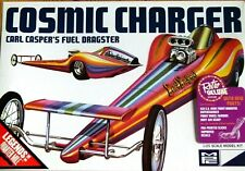 MPC 1:25 Cosmic Charger Carl Casper's Fuel Dragster Car Model Kit