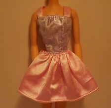 ♥♥  Für Barbie - 1 Kleid aus dem 3er Gift Set / 90er jahre   ♥♥