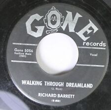50'S/60'S 45 Richard Barrett - Walking Through Dreamland / Come Softly To Me On